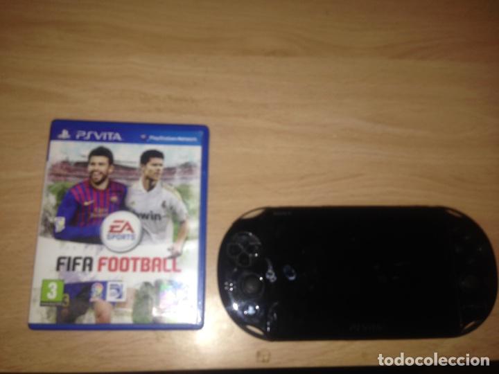 PACK PS VITA +JUEGO ,LEER DESCRIPCIÓN (Juguetes - Videojuegos y Consolas - Sony - PS Vita)