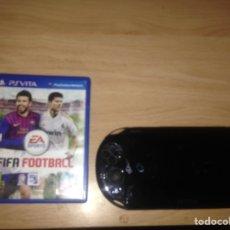 Jeux Vidéo et Consoles: PACK PS VITA +JUEGO ,LEER DESCRIPCIÓN. Lote 203267055