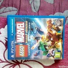Videojuegos y Consolas PS Vita: LEGO MARVEL SUPER HEROES PS VITA. Lote 118776131