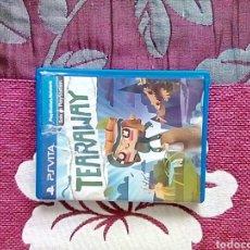 Videojuegos y Consolas PS Vita: TEARAWAY PS VITA. Lote 118776282