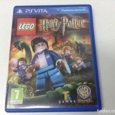 Videojuegos y Consolas PS Vita: LEGO HARRY POTTER AÑOS 5-7. Lote 122726571