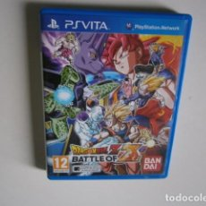 Videojuegos y Consolas PS Vita: DRAGON BALL BATTLE OF Z PSVITA. Lote 123417235