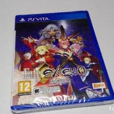 Videojuegos y Consolas PS Vita: FATE EXTELLA - THE UMBRAL STAR ( PRECINTADO) ( SONY PS VITA -PAL- ESPAÑA) JC . Lote 124932327