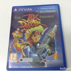 Videojuegos y Consolas PS Vita: THE JAK AND DAXTER TRILOGY. Lote 127559387