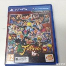 Videojuegos y Consolas PS Vita: J-STARS VICTORY VS+. Lote 133380158