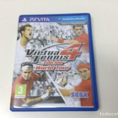 Videojuegos y Consolas PS Vita: VIRTUA TENNIS 4 EDICION WORLD TOUR. Lote 133624470