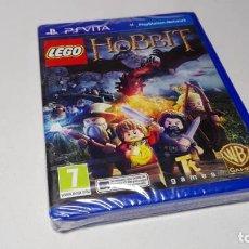 Videojuegos y Consolas PS Vita: LEGO - EL HOBBIT ( PRECINTADO) ( SONY PS VITA -PAL- ESPAÑA). Lote 135139178