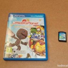 Videojuegos y Consolas PS Vita: LITTLE BIG PLANET : MARVEL SUPER HERO EDITION PARA SONY PSVITA / VITA , PAL. Lote 135531750