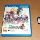 Videojuegos y Consolas PS Vita: DISGAEA 3 : ABSENCE OF DETENTION PARA SONY PSVITA / VITA , PAL. Lote 135532022