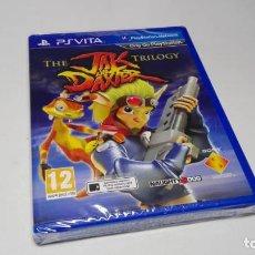 Videojuegos y Consolas PS Vita: THE JAK AND DAXTER TRILOGY ( PRECINTADO) ( SONY PS VITA -) MULTI IDIOMAS. Lote 142786114