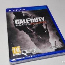 Videojuegos y Consolas PS Vita: CALL OF DUTY BLACK OPS - DECLASSIFIED ( PRECINTADO) ( SONY PS VITA -) MULTI IDIOMAS. Lote 142786090