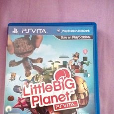 Videojuegos y Consolas PS Vita: LITTLE BIG PLANET PS VITA. Lote 138933238