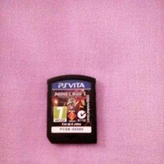 Videojuegos y Consolas PS Vita: MINECRAFT PS VITA. Lote 138933662