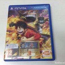 Videojuegos y Consolas PS Vita: ONE PIECE PIRATE WARRIORS 3. Lote 139534570