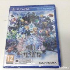 Videojuegos y Consolas PS Vita: WORLD OF FINAL FANTASY. Lote 139536094