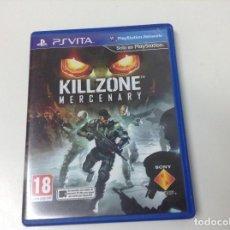 Videojuegos y Consolas PS Vita: KILLZONE MERCENARY. Lote 143619542