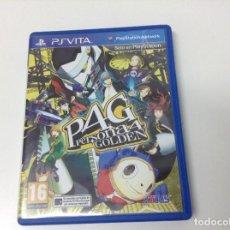 Videojuegos y Consolas PS Vita: PERSONA 4 GOLDEN. Lote 145836154