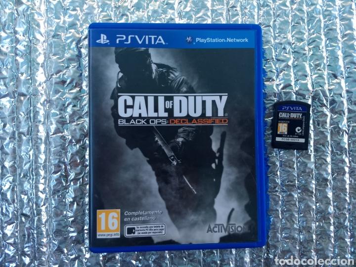 JUEGO PS VITA CALL OF DUTY EN PERFECTO ESTADO (Juguetes - Videojuegos y Consolas - Sony - PS Vita)