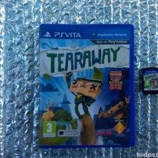 Videojuegos y Consolas PS Vita: JUEGO PS VITA TEARAWAY EN PERFECTO ESTADO. Lote 146085833