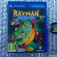 Videojuegos y Consolas PS Vita: JUEGO PSVITA RAYMAN LEGENDS EN PERFECTO ESTADO. Lote 146086318