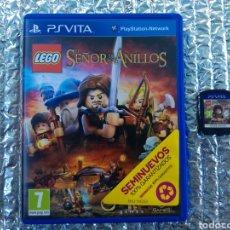 Videojuegos y Consolas PS Vita: JUEGO PSVITA EL SEÑOR DE LOS ANILLOS. Lote 146086776