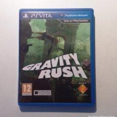 Videojuegos y Consolas PS Vita: GRAVITY RUSH PSVITA. Lote 146745402