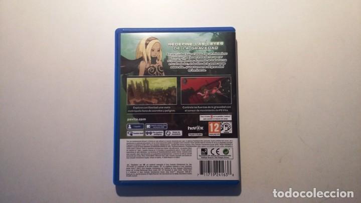 Videojuegos y Consolas PS Vita: GRAVITY RUSH PSVITA - Foto 2 - 146745402