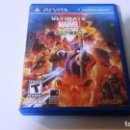 Videojuegos y Consolas PS Vita: ULTIMATE MARVEL VERSUS CAPCOM. PS VITA. Lote 147077938