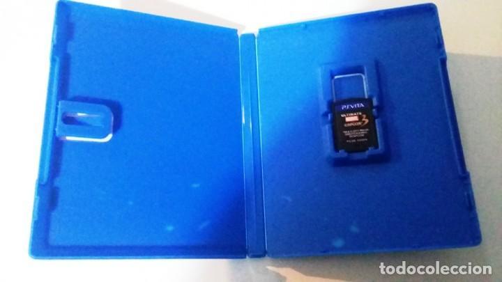 Videojuegos y Consolas PS Vita: ULTIMATE MARVEL VERSUS CAPCOM. PS VITA - Foto 3 - 147077938