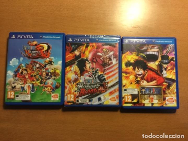 Videojuegos y Consolas PS Vita: Ps vita con 18 juegos y extras. - Foto 4 - 148018018