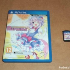 Videojuegos y Consolas PS Vita: HYPERDIMENSION NEPTUNIA PP : PRODUCING PERFECTION PARA SONY PSVITA / VITA , PAL. Lote 148364622