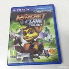 Videojuegos y Consolas PS Vita: THE RATCHET & CLANK TRILOGY. Lote 149805238
