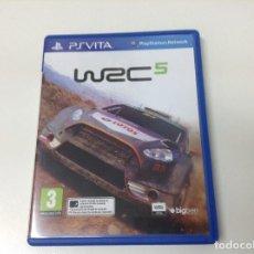 Videojuegos y Consolas PS Vita: WRC 5. Lote 151851302