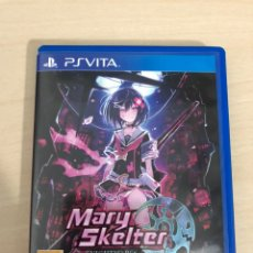 Videojuegos y Consolas PS Vita: MARY SKELTER NIGHTMARE PS VITA. Lote 153520222
