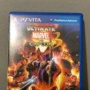 Videojuegos y Consolas PS Vita: ULTIMATE MARVEL VS CAPCOM 3 PAL ESPAÑA - PS VITA. Lote 156649953