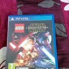 Videojuegos y Consolas PS Vita: LEGO STAR WARS PS VITA. Lote 166693873