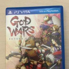 Videojuegos y Consolas PS Vita: GOD WARS PSVITA. Lote 167474465