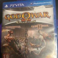 Jeux Vidéo et Consoles: PSVITA GOD OF WAR COLLECTION ( PRECINTADO). Lote 168418286