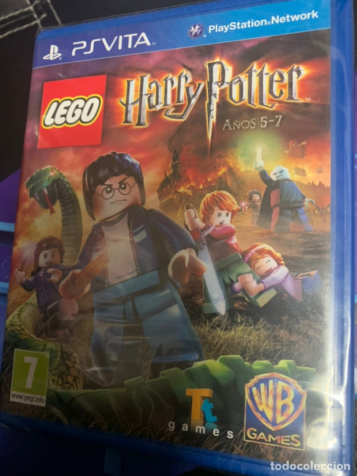 PSVITA LEGO HARRY POTTER (Juguetes - Videojuegos y Consolas - Sony - PS Vita)