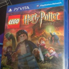 Videojuegos y Consolas PS Vita: PSVITA LEGO HARRY POTTER. Lote 168418686