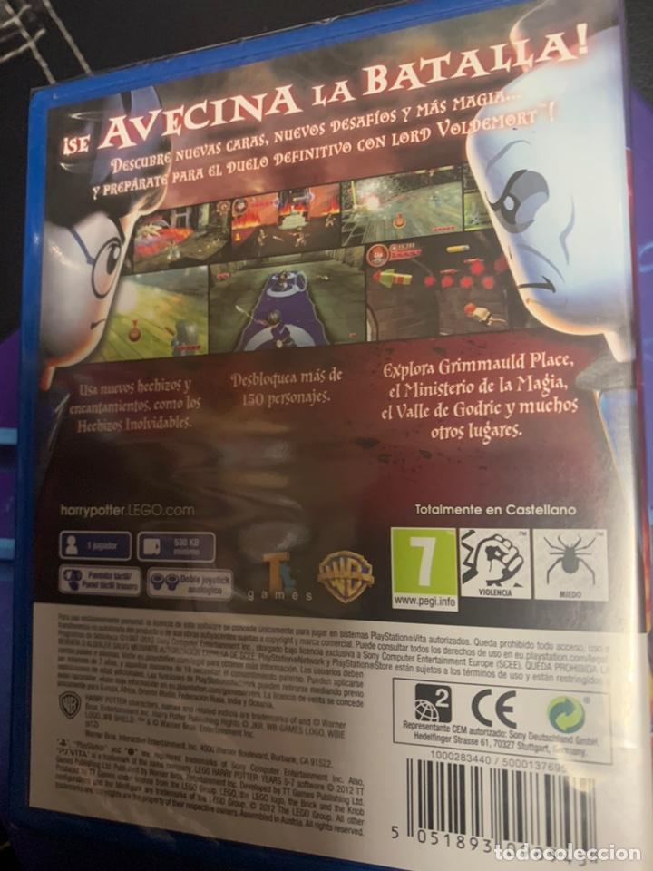Videojuegos y Consolas PS Vita: PSVITA LEGO HARRY POTTER - Foto 2 - 168418686