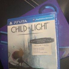 Jeux Vidéo et Consoles: PSVITA CHILD OF LIGHT. Lote 168418777