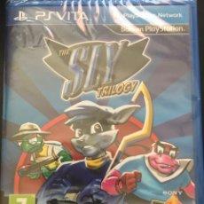 Jeux Vidéo et Consoles: PSVITA THE SLY TRILOGY. Lote 168421544
