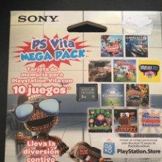 Jeux Vidéo et Consoles: PSVITA MEGA PACK 10 JUEGOS. Lote 168421738