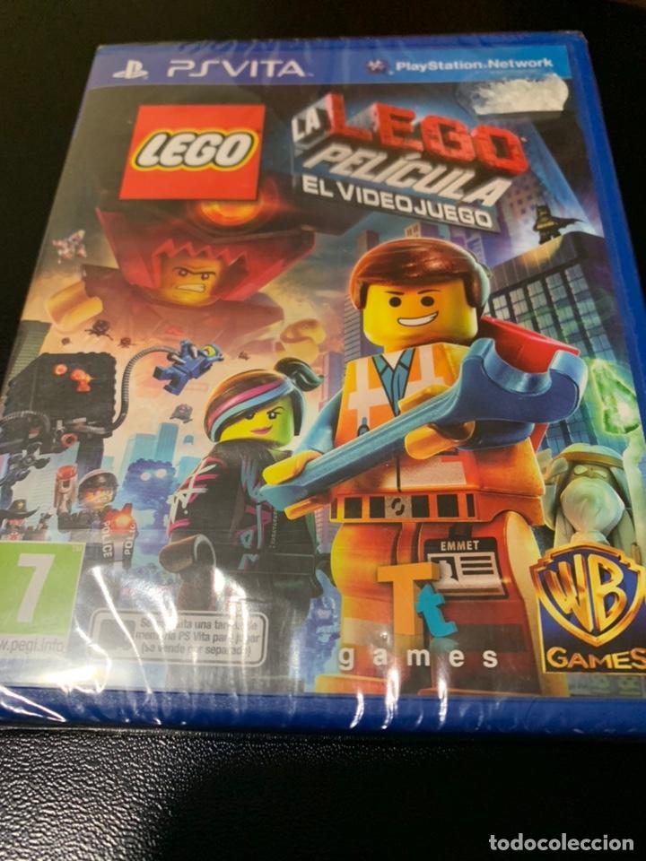 PSVITA LEGO PELÍCULA EL VIDEOJUEGO (PRECINTADO) (Juguetes - Videojuegos y Consolas - Sony - PS Vita)