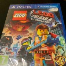 Videojuegos y Consolas PS Vita: PSVITA LEGO PELÍCULA EL VIDEOJUEGO (PRECINTADO). Lote 168634849