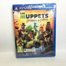 Videojuegos y Consolas PS Vita: JUEGO PS VITA LOS MUPPETS AVENTURAS DE POLICIA - NUEVO - PRECINTADO. Lote 171710010