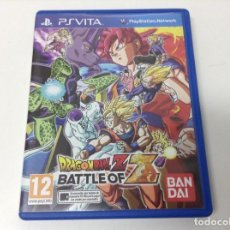 Videojuegos y Consolas PS Vita: DRAGON BALL Z BATTLE OF Z. Lote 254743555