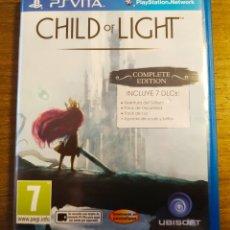 Jeux Vidéo et Consoles: CHILD OF LIGHT PSVITA. Lote 172466987