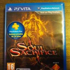 Jeux Vidéo et Consoles: SOUL SACRIFICE PS VITA. Lote 172468818
